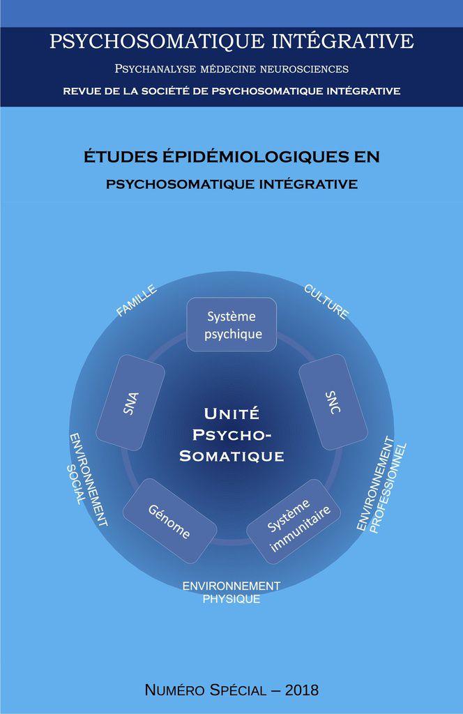 Revue de Psychosomatique Intégrative n° spécial 2018