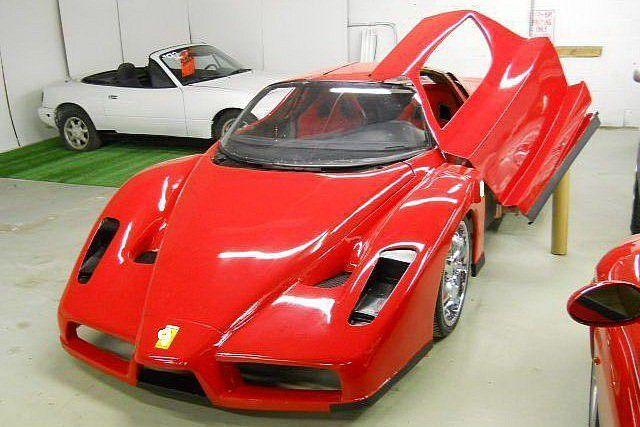 Ferrari Enzo 2002-2004