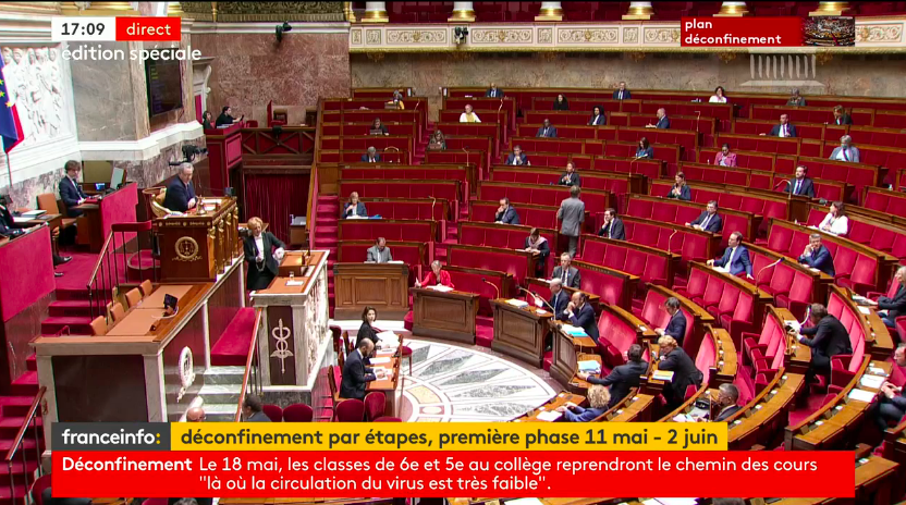 Assemblée nationale du 28 avril 2020