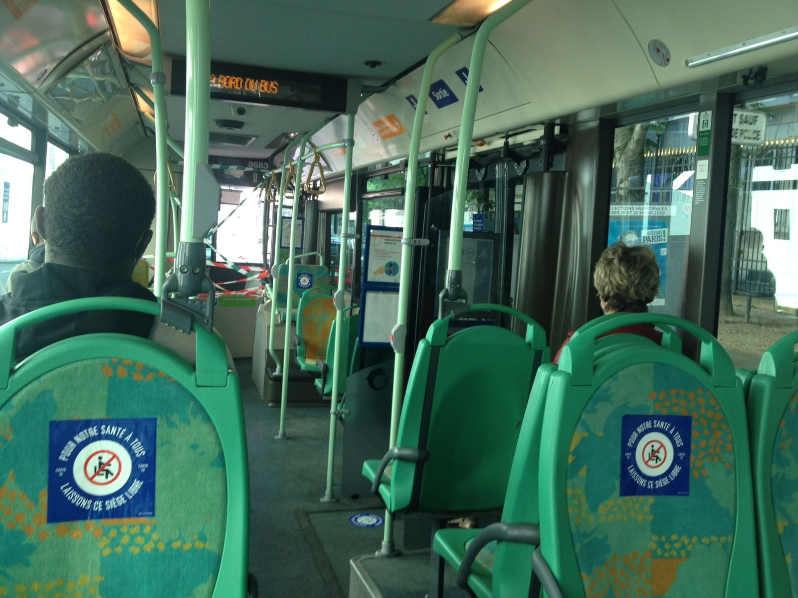 bus de RATP