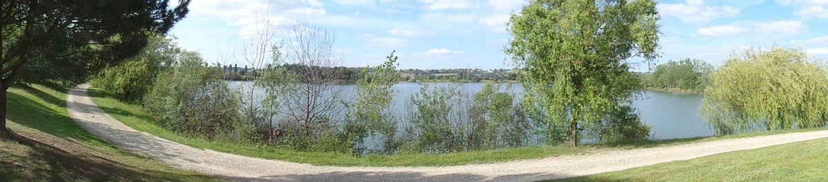 le lac de Beaupuy  47200