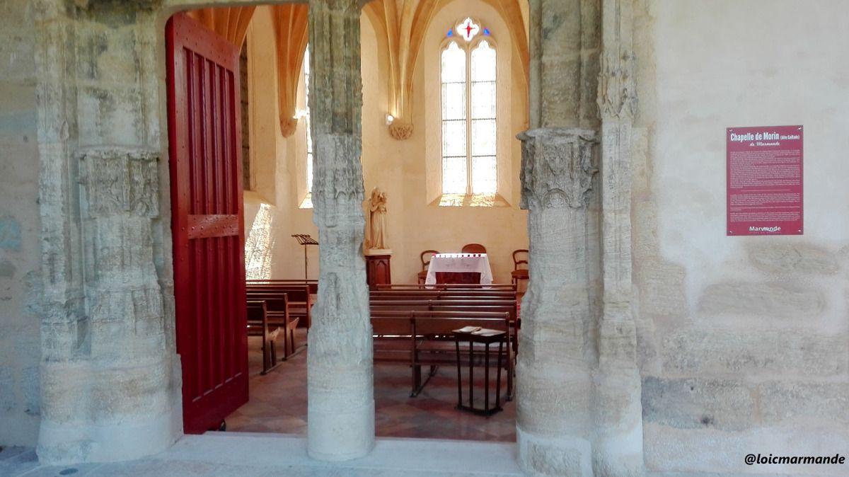 la chapelle caillade a marmande