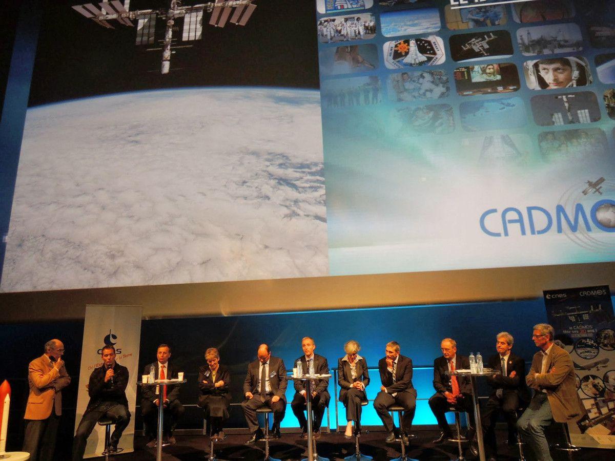 Thomas Pesquet - Proxima - Un français dans l'espace - 10ème spationaute - ISS - ESA - CNES - CADMOS - Cité de l'espace - Lancement réussi