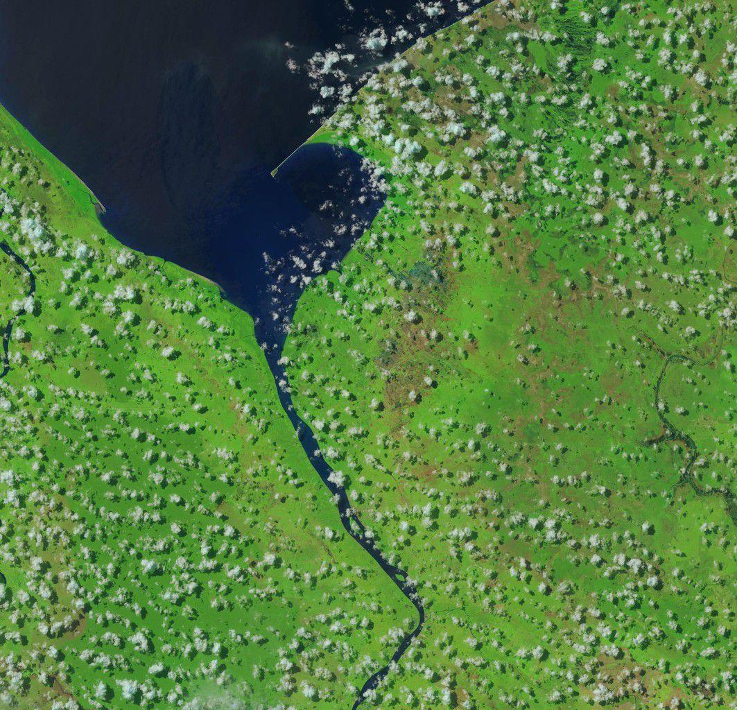 Saint-Valentin - Coeur - Heart - vu de l'espace - satellite - heart shape - quiz - observation de la terre - amoureux