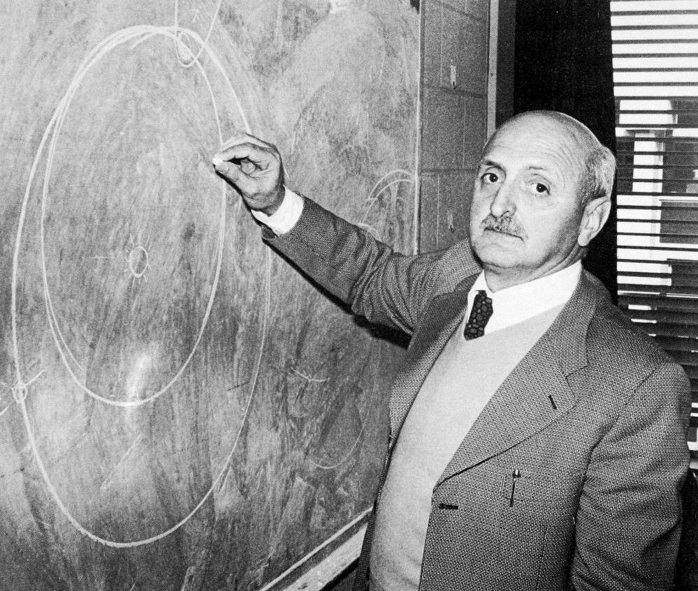 Guiseppe Bepi Colombo (1920-1984) - BepiColombo - ESA - NASA - JPL - JAXA - Europe Spatiale - Assistance gravitationnelle - Flyby - Europe spatiale - orbite