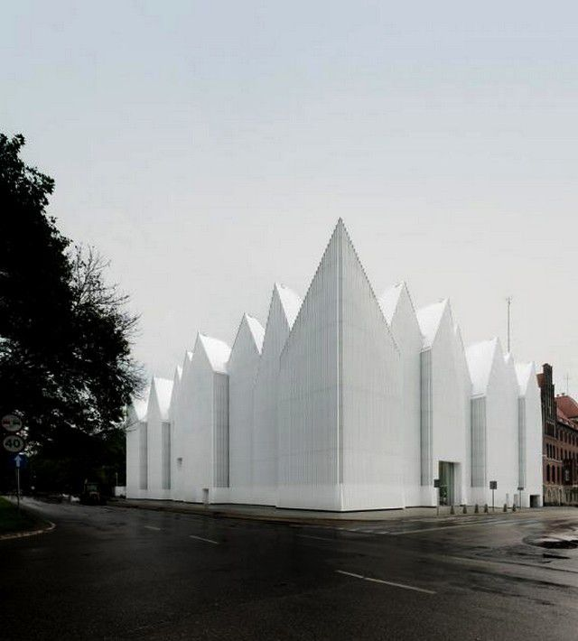 Philarmonic Hall Szczecin by Barozzi Veiga