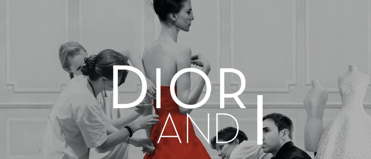""" DIOR AND I "" / A MOVIE BY FREDERIC TCHENG"