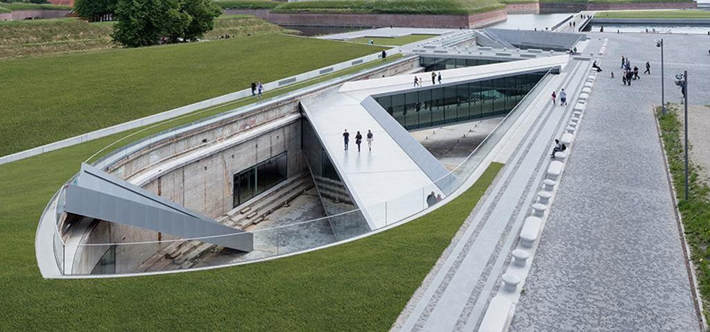 Danish Maritime Museum by BIG
