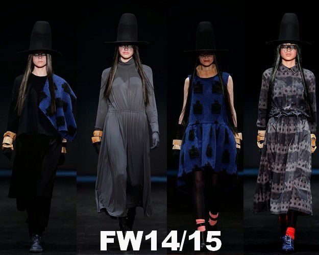 """""""TO INVERT"""" THE CONVENTIONAL / ALEXANDRA MOURA - SPRING 2015"""