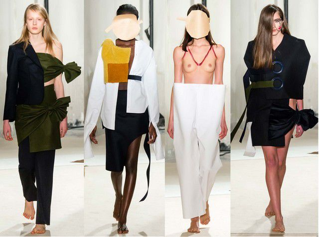Jacquemus fw15.16  / our selected looks
