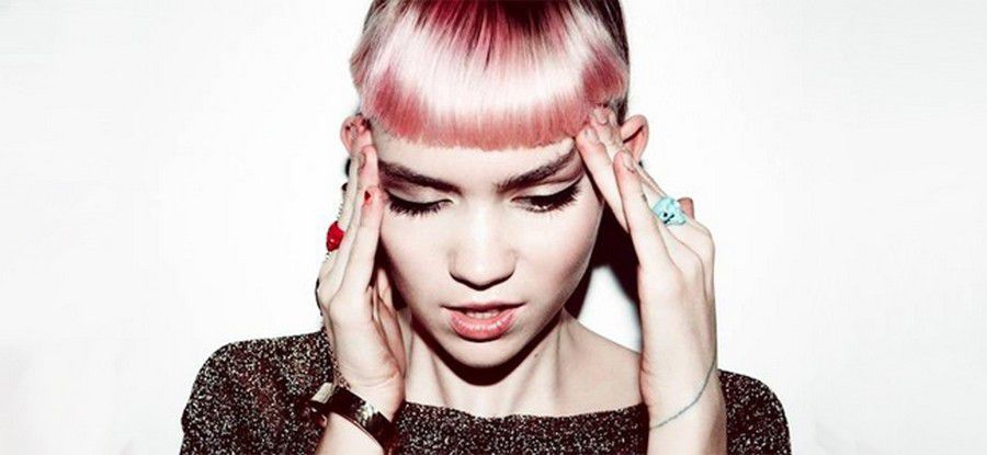 "VIDEO / GRIMES - "" REALITI """