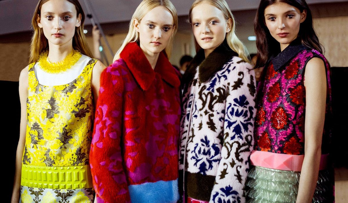 Mary Katrantzou _autumn winter 2015/16
