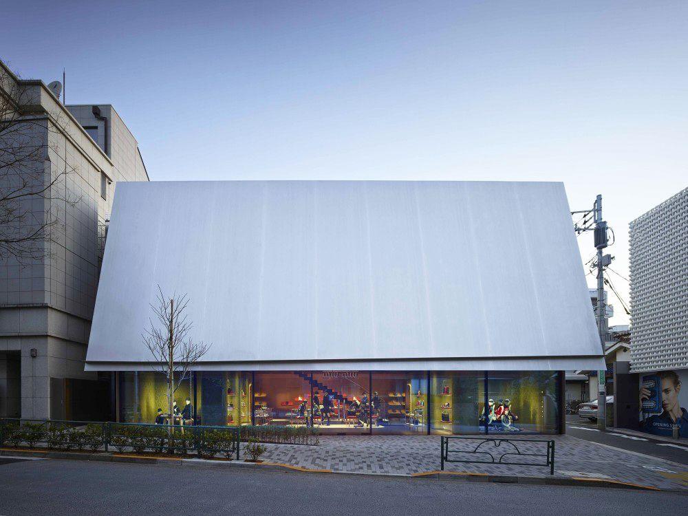 MIU MIU STORE (AOYAMA, TOKYO) / BY HERZOG & DE MEURON ARCHITECTS