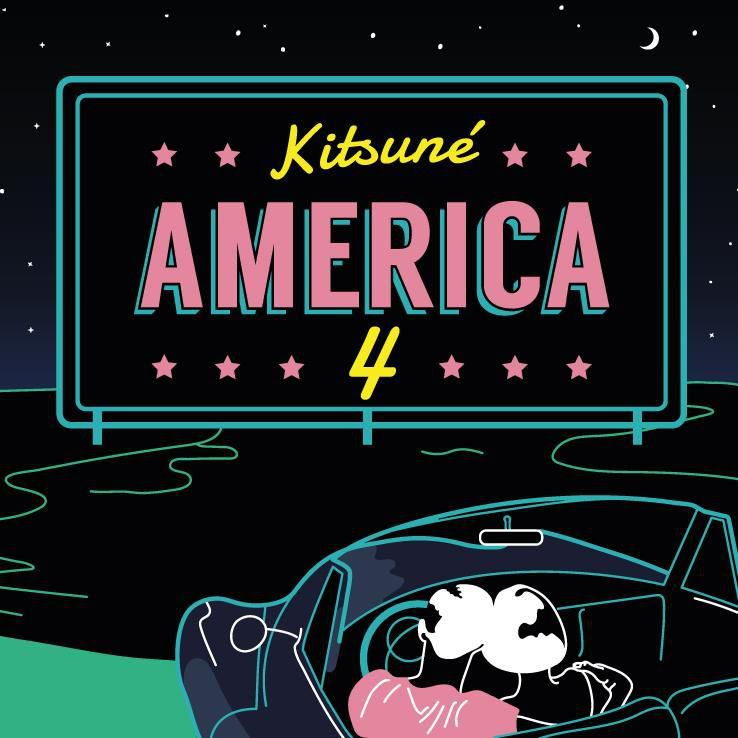 "MINIMIX OF "" KITSUNE AMERICA 4 "" / DIGITAL OUT 25th MAY"