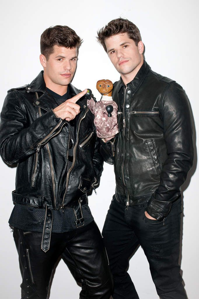 CHARLIE & MAX CARVER by TERRY RICHARDSON