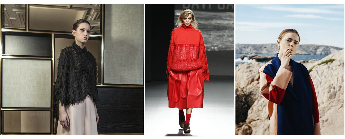 THE MEDITERRANEAN FASHION PRIZE 2015 / THE 10 WINNERS ARE