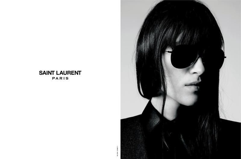 SAINT LAURENT - PRE FALL 2015