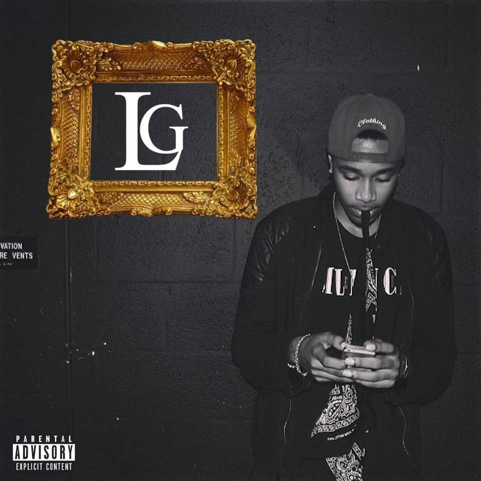 """LANDON GEOVONNIE - """" LG """"EP"""