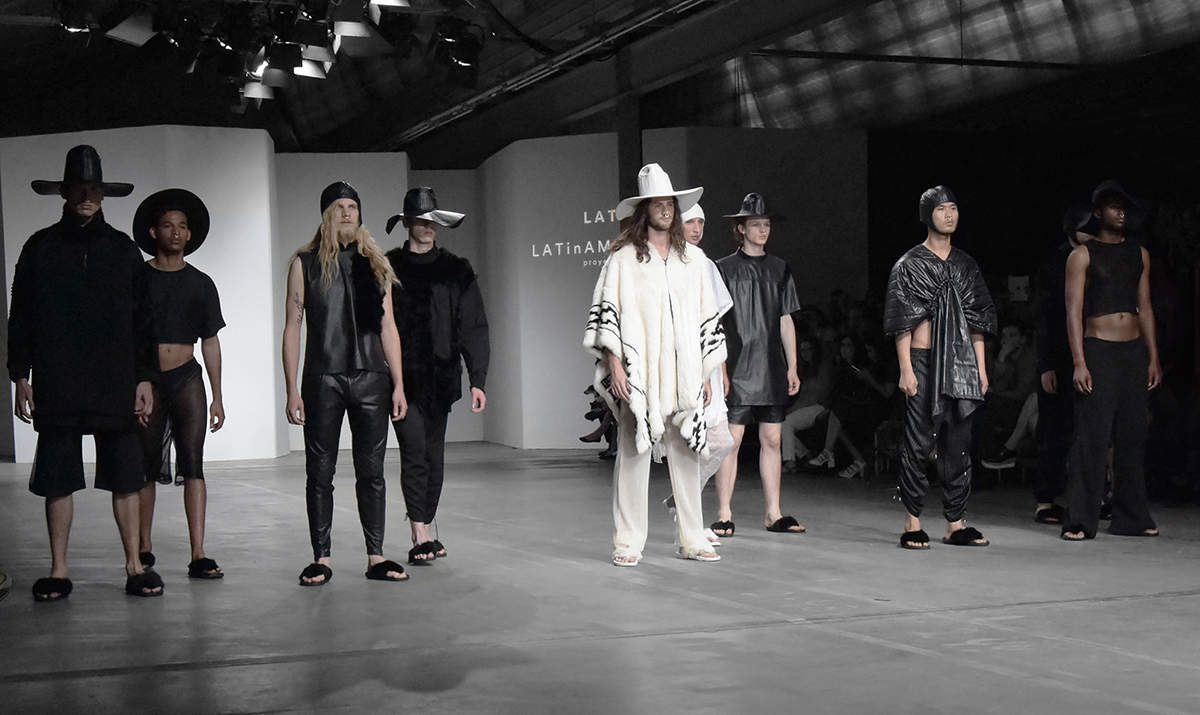 LAT by Lautaro Amadeo Tambutto / FASHIONCLASH AWARD 2015