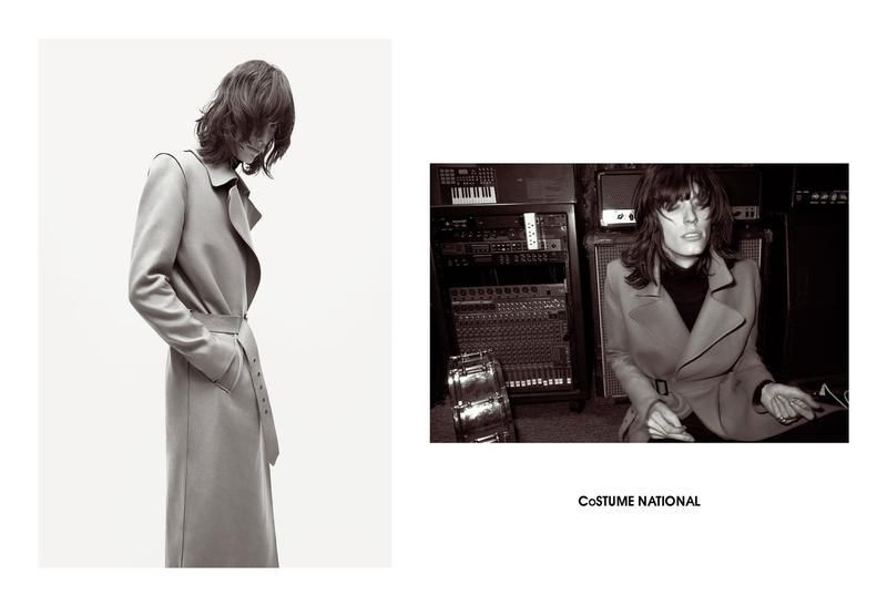 COSTUME NATIONAL F/W 2015 CAMPAIGN
