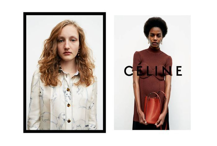 CELINE - FALL/WINTER 2015 CAMPAIGN