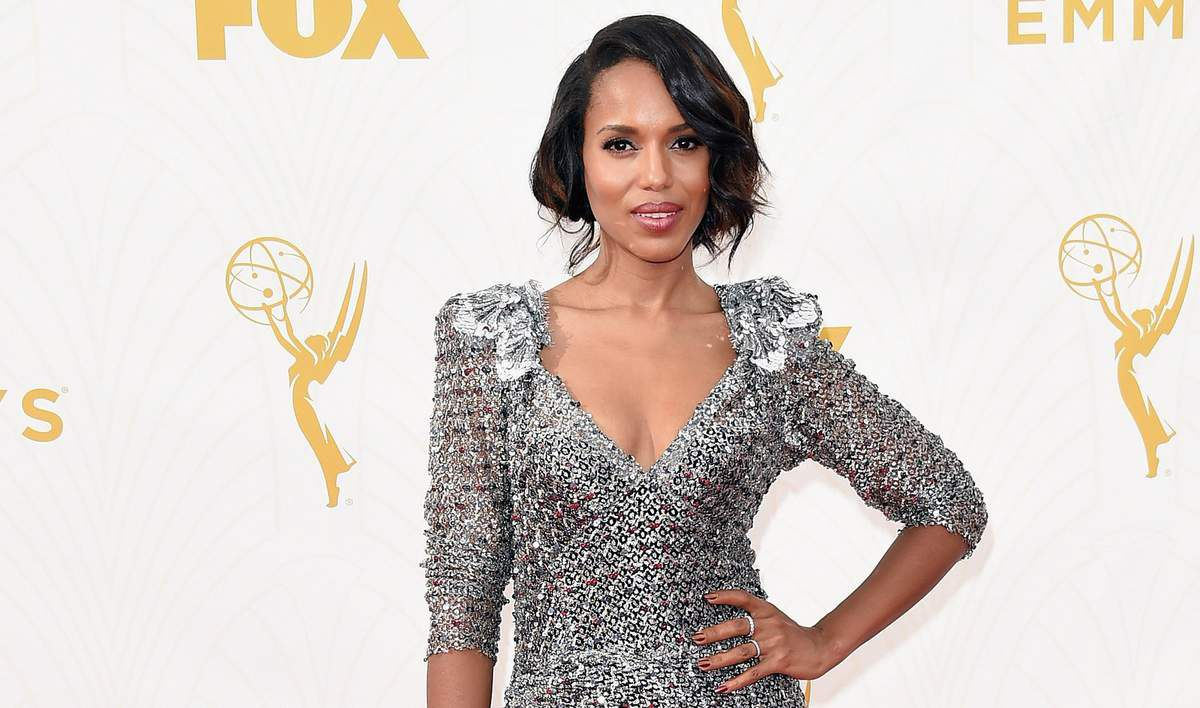 Our best look is Kerry Washington in Marc Jacobs.