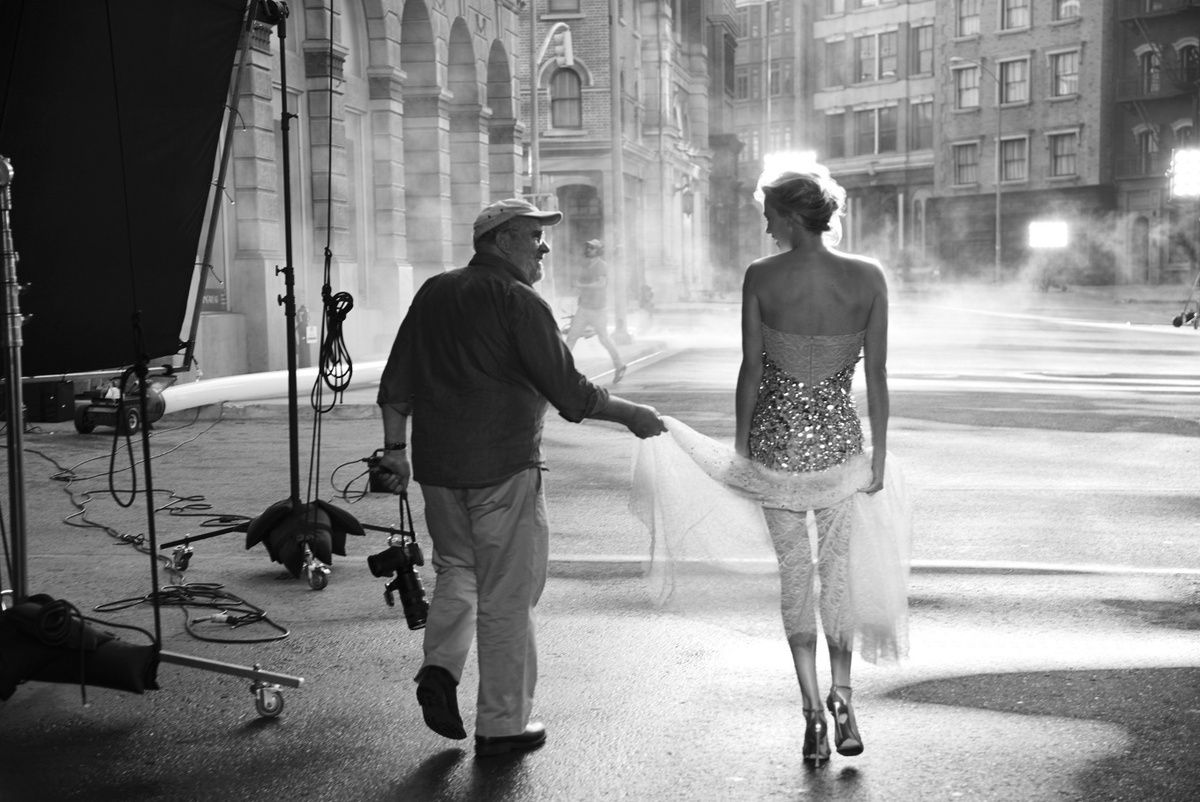 MAKING OF / THE NEW J'ADORE DIOR CAMPAIGN