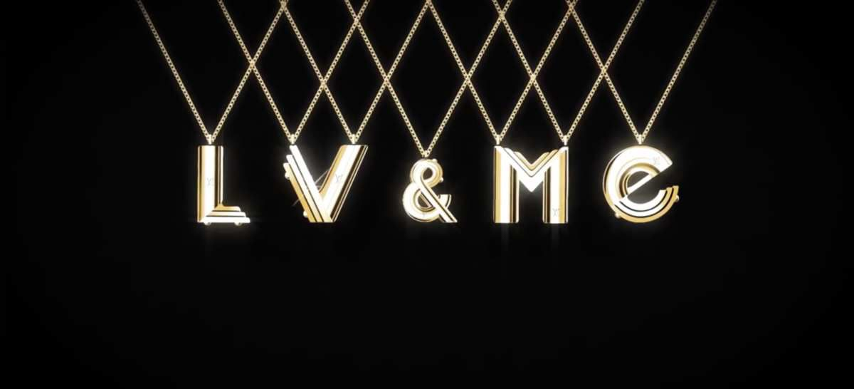 LOUIS VUITTON / LV & ME JEWELLERY COLLECTION