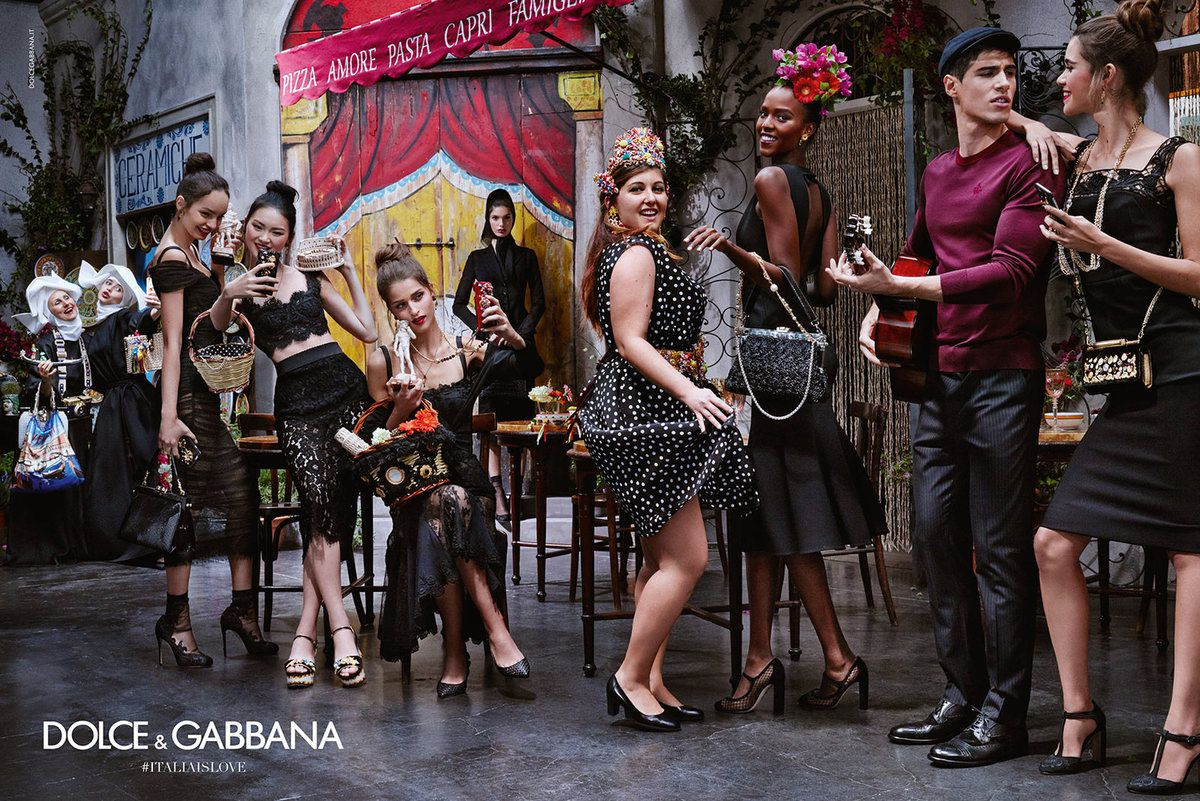DOLCE GABBANA / SPRING 2016 CAMPAIGN