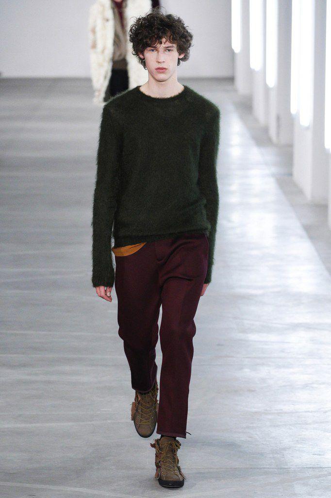 N°21 fall/winter 2016 Menswear.