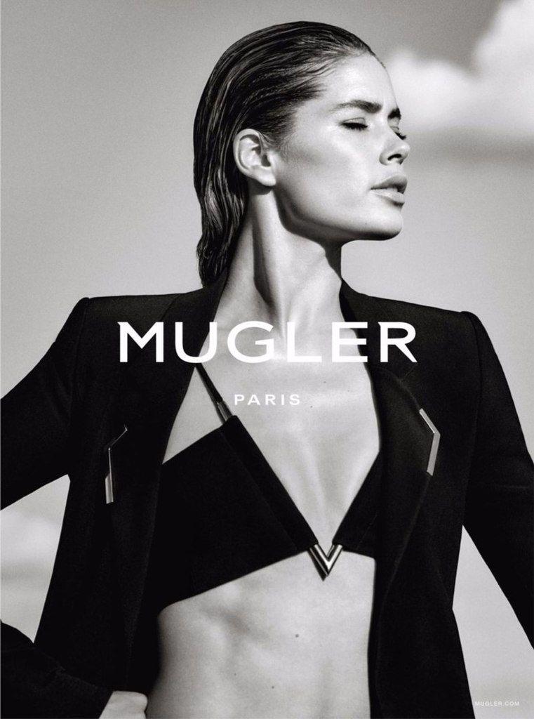 MUGLER SPRING/SUMMER 2016 CAMPAIGN