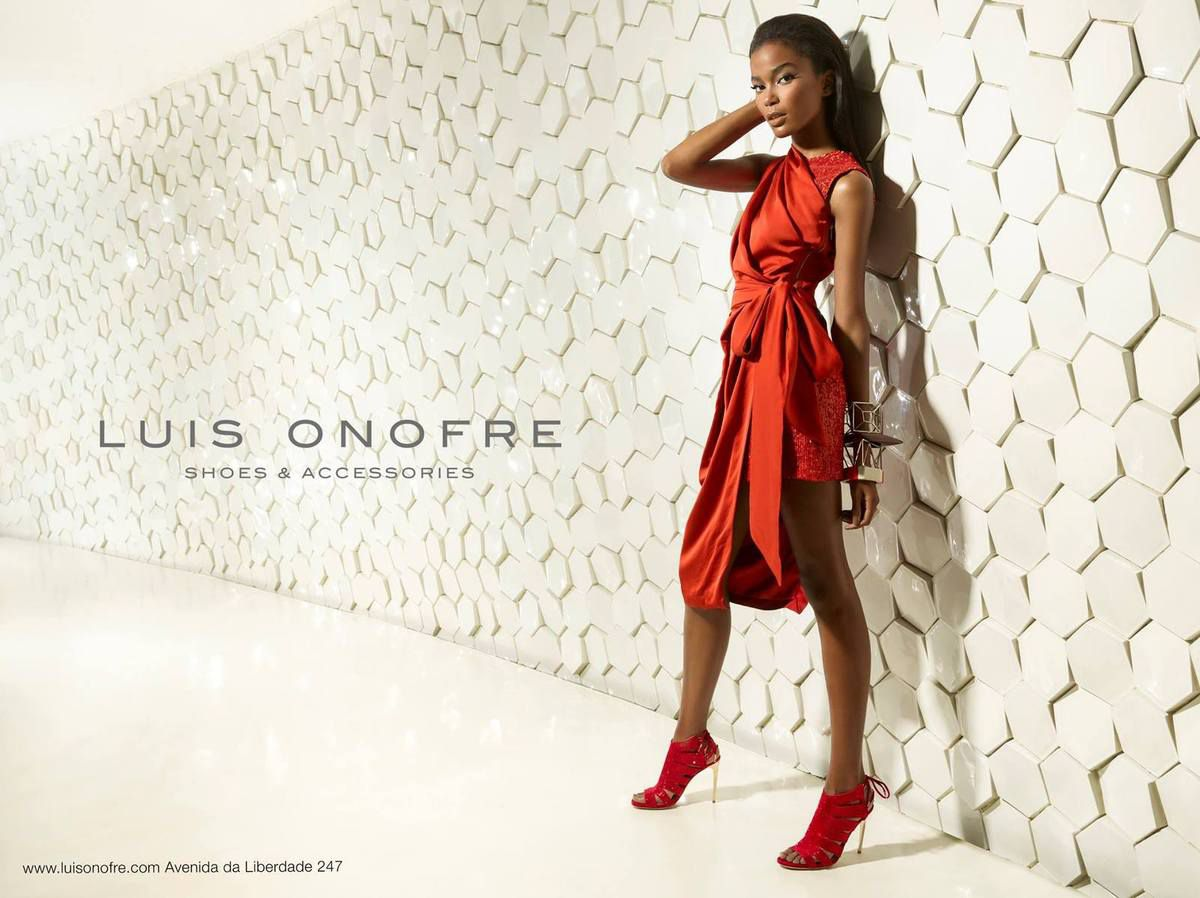 LUIS ONOFRE SPRING/SUMMER 2016 CAMPAIGN
