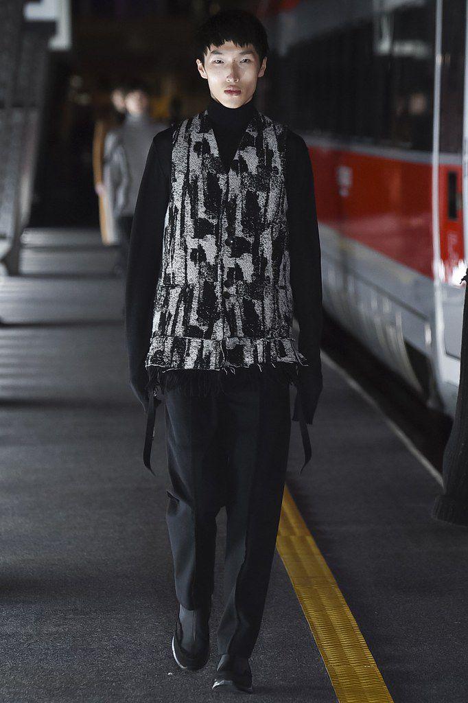 Damir Doma Fall/winter 2016 Menswear.