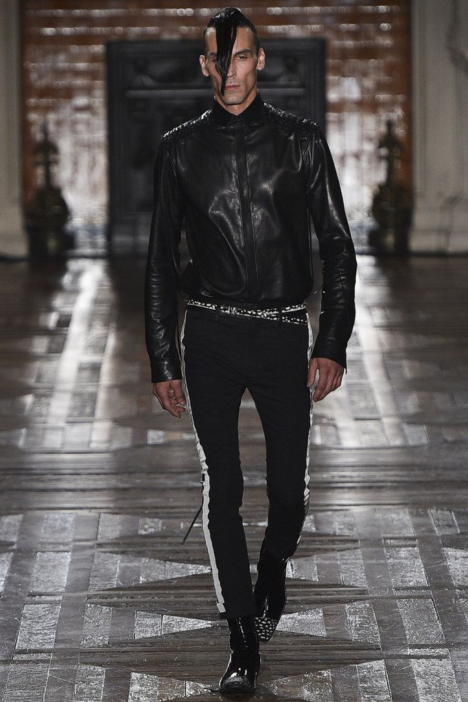 HAIDER ACKERMANN / FALL 2016 MENSWEAR