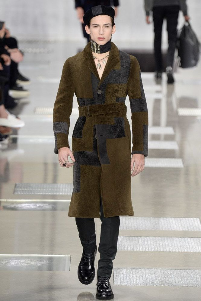 LOUIS VUITTON / FALL WINTER 2016 MENSWEAR