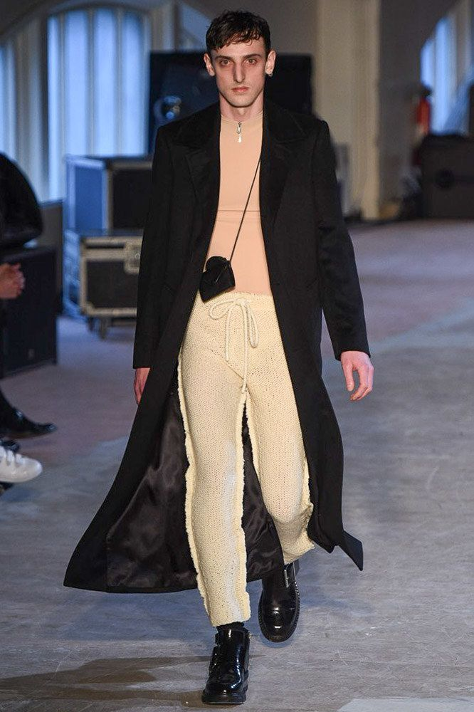 MAISON MARGIELA / FALL 2016 MENSWEAR