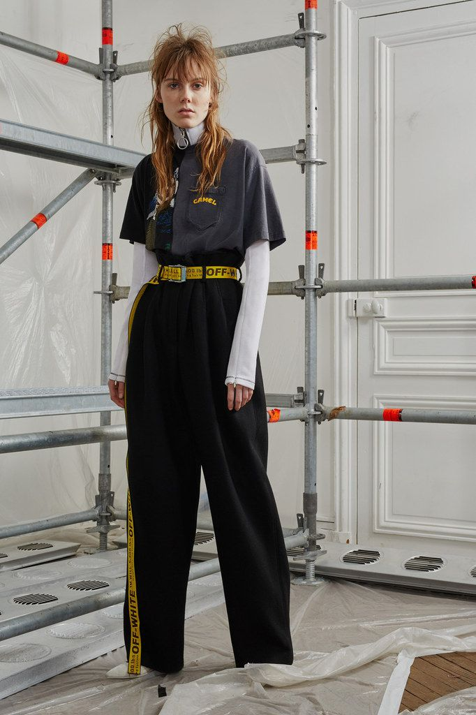 OFF WHITE / PRE FALL 2016 WOMENSWEAR