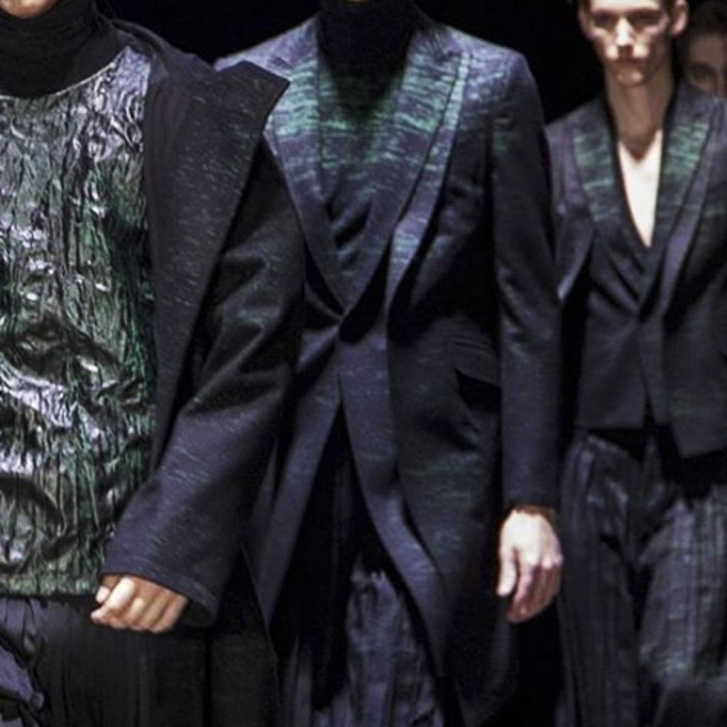 SONGZIO / FALL 2016 MENSWEAR