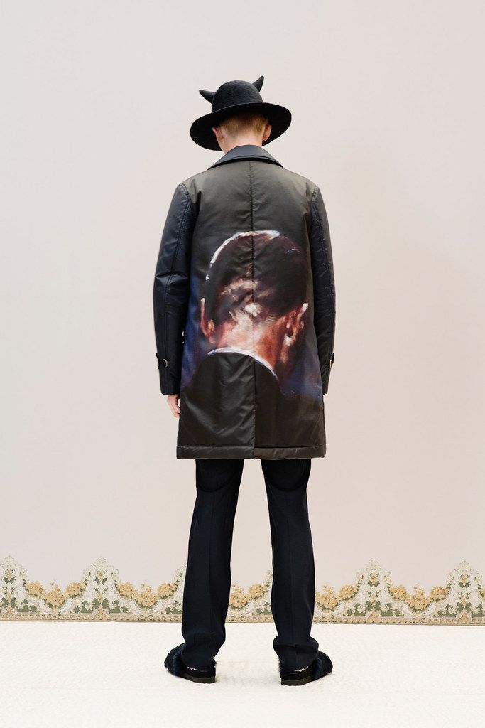 UNDERCOVER FALL/WINTER 2016 MENSWEAR
