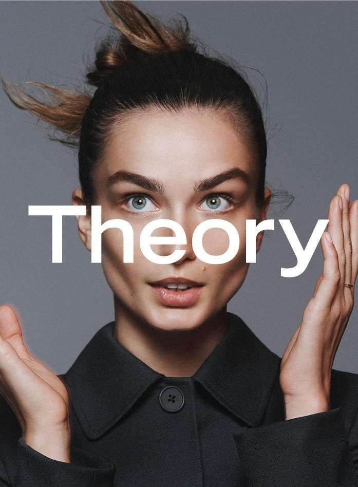 THEORY / SPRING SUMMER 2016 CAMPAIGN