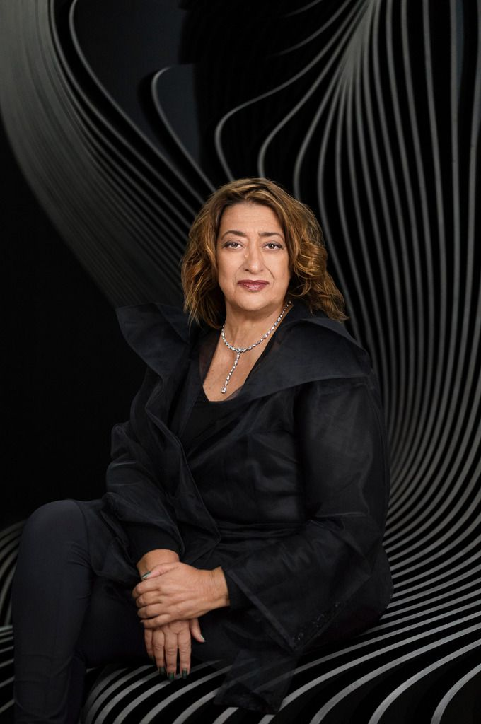 Zaha Hadid Architect 1950 - 2016
