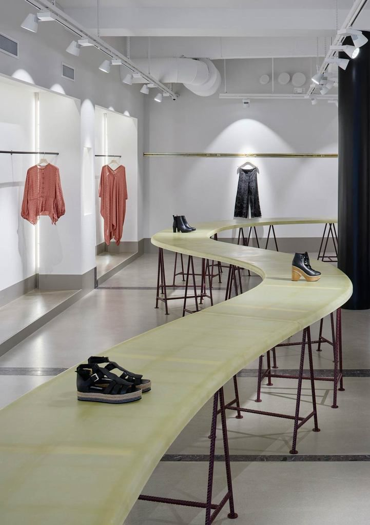 RODEBJER's NEW FLAGSHIP STORE IN NORRMALMSTORG / STOCKHOLM