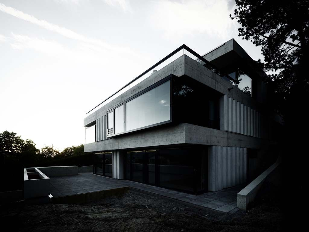 SAXER HOUSE IN ZURICH BY AFGH ARCHITECTURE