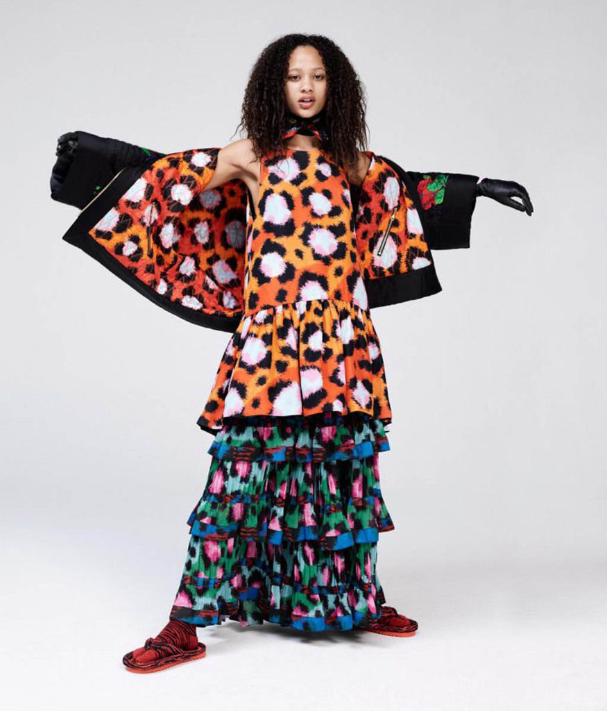 KENZO X HM / THE CAPSULE COLLECTION OUT NOV 3RD