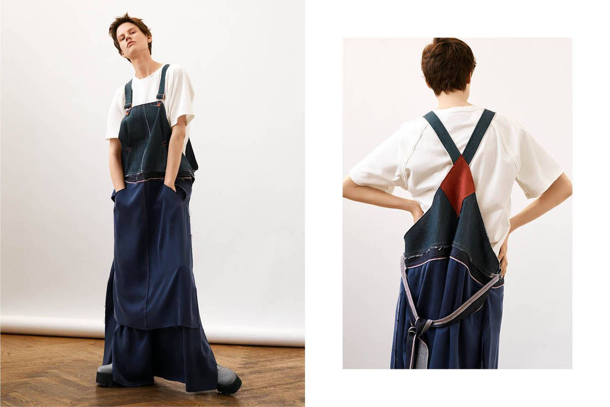 FIND ONLINE THE H&M DESIGN AWARD 2016 HANNAH JINKINS COLLECTION