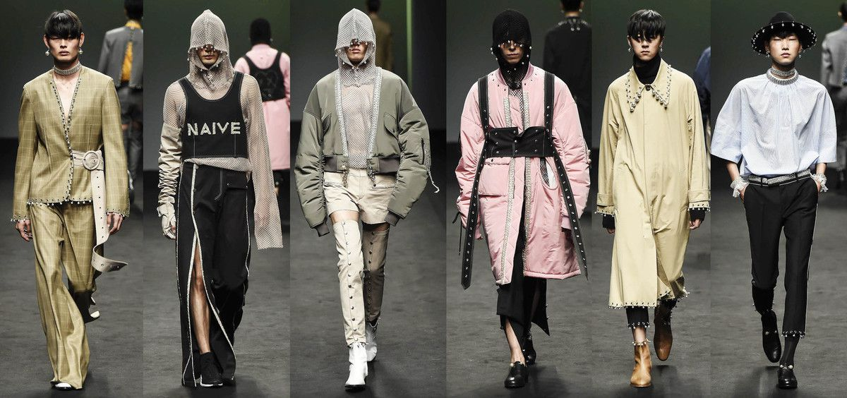 BLINDNESS / SPRING SUMMER 2017 SEOUL