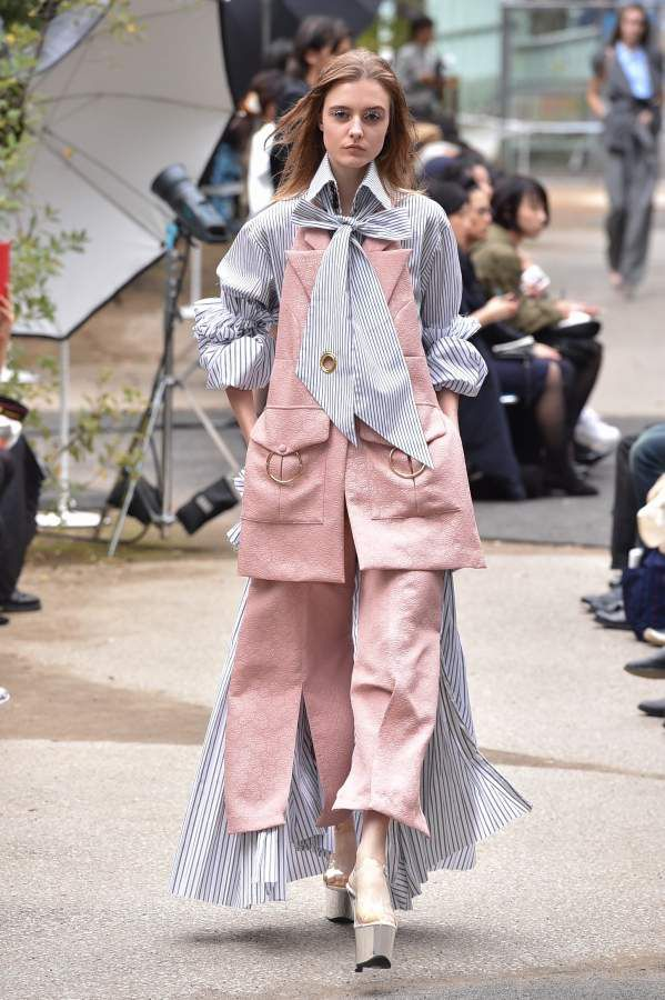 Akikoaoki Spring Summer 2017 Tokyo Arc Street Journal Inteligent Elegant Culture From