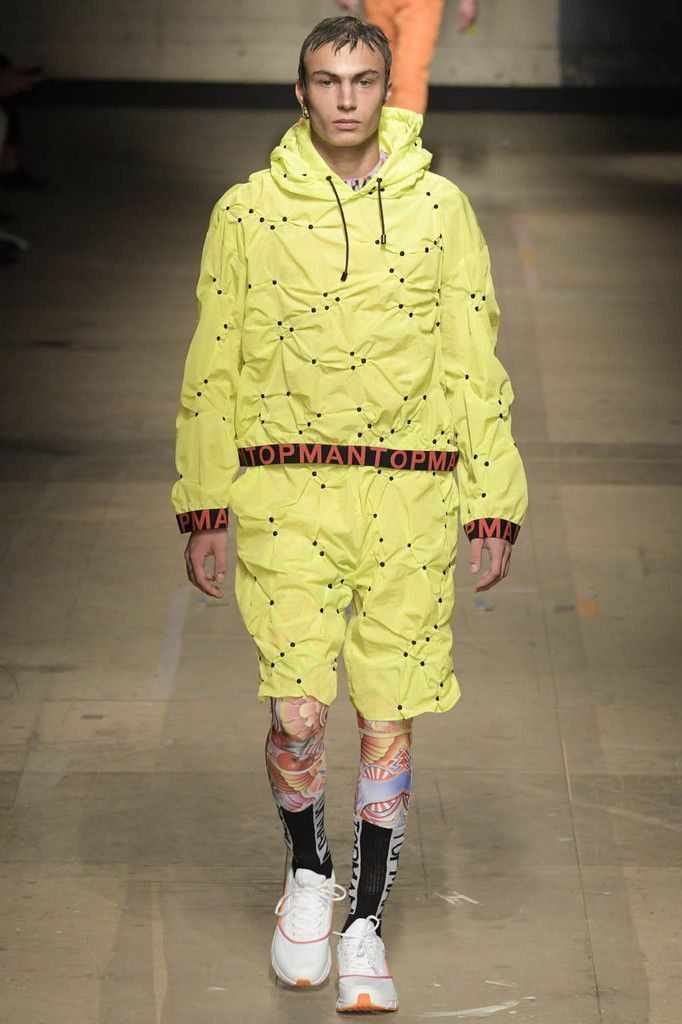 Topman fw17 at London collections men