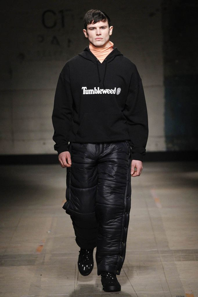 Christopher Shannon fw17 at London Collections Men