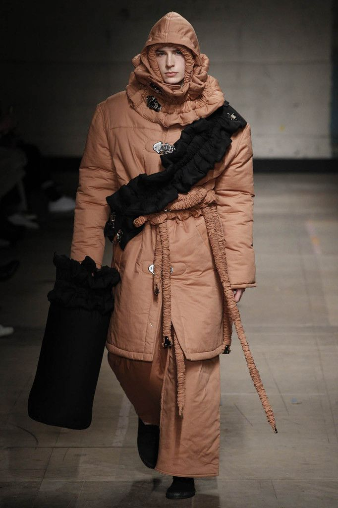 Craig Green fw17 at London Collections Men